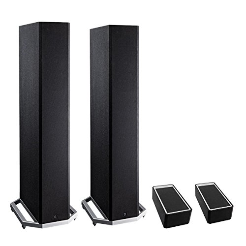 Review Of Definitive Technology BP9020 High Power Bipolar Tower Speaker with Integrated 8 Subwoofer...