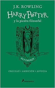 HP y la piedra filosofal-20 aniv-Slytherin: Orgullo · Ambición · Astucia: 1 (Harry Potter)