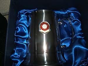 Jarra de cerveza (acero inoxidable), diseño de Nottingham Forest FC