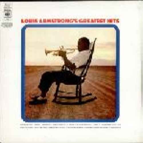 Greatest Hits Louis Armstrong LP