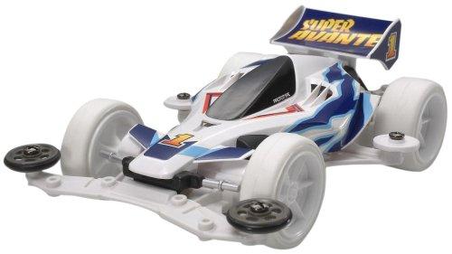 1/32 スーパーアバンテ ホワイトスペシャル(VSシャーシ) 特別限定モデル 「レーサーミニ四駆シリーズ」 [94639]