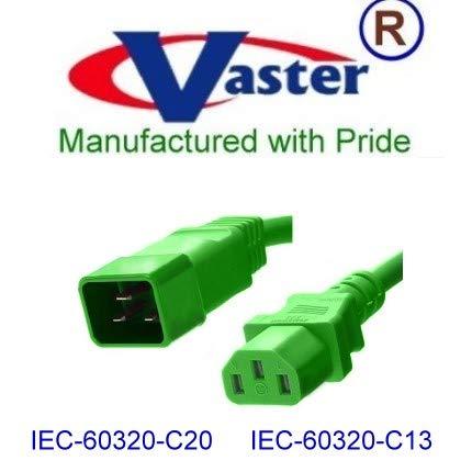 Super E Cable_2B573_06_60 B00DF8WC78_北米電源延長コード Super (グリーン) IEC-60320-C13 IEC-60320-C20 - IEC-60320-C20 14 AWG_ 6 Ft_60 Pcs/パック B00DF8WC78, 日和佐町:98eb11c8 --- sharoshka.org