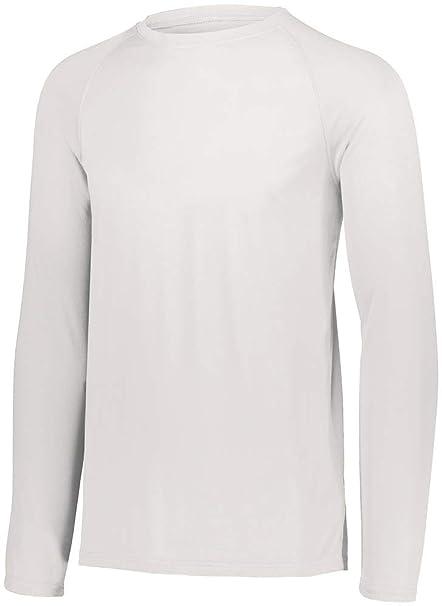 Augusta Sportswear Mens Wicking Long Sleeve t-Shirt