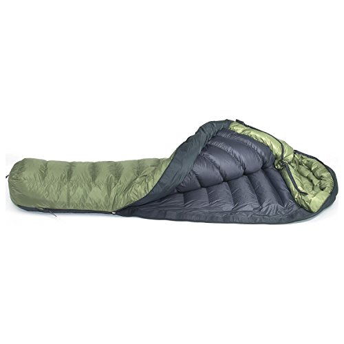 Western Mountaineering Lynx GWS -10F Degree Down Sleeping Bag - Regular/Left Zip - (10f Mummy)