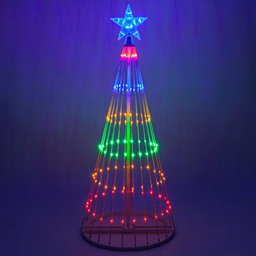 12 Led Light Show Tree