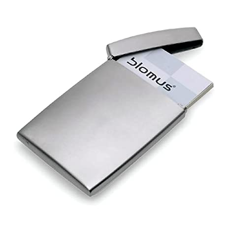 Amazon blomus deluxe stainless steel business card holder blomus deluxe stainless steel business card holder reheart Gallery
