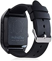 AGPTEK MAIHDI M367 Inteligente Reloj Bluetooth 2.1 Reproductor MP3 8 GB con Pantalla tactil 1,5