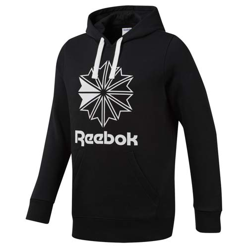 4e0a33d2f646e Reebok Classics Men's Big Logo Hoodie Sweater: Amazon.ca: Clothing ...