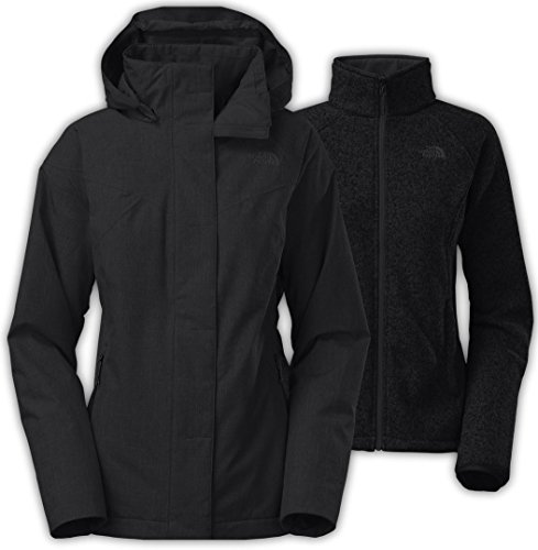 North Face Kalispell Triclimate Jacket Womens TNF Black XL