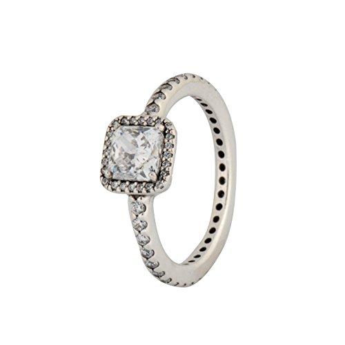 Pandora Ring Timeless Elegance 190947CZ48 - SIZE 4.5 X-SMALL