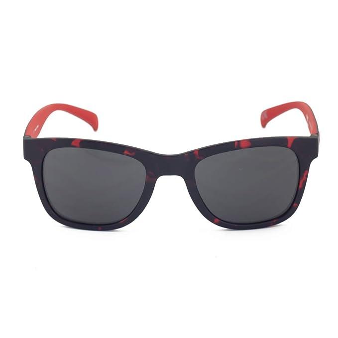 adidas AOR004-142-009 Gafas de Sol, Rojo, 52 Unisex: Amazon ...