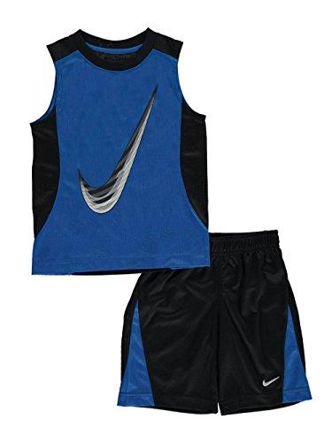 Athletic Piece Shorts Shirt Check