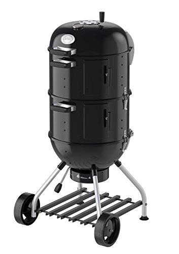 RÖSLE Watersmoker, Smoker No.1 F50-S, schwarz, 69 x 68 x 136 cm, 25009