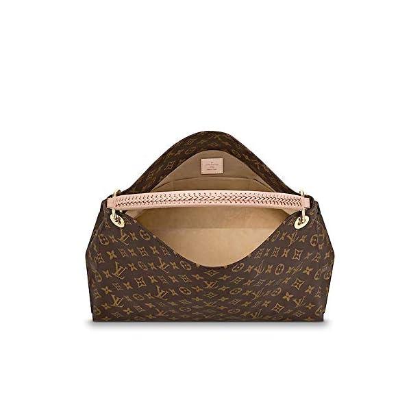 LLVV-Womens-Monogram-canvas-Artsy-MM-Shoulder-Bag