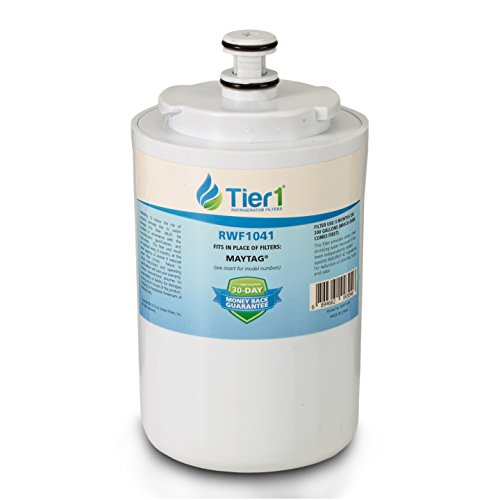 Tier1 UKF7003 Replacement for Maytag, EDR7D1, UKF7003AXX, UKF7002AXX, UKF7002, UKF7001, UKF7001AXX, UKF6001, UKF5001 Refrigerator Water Filter