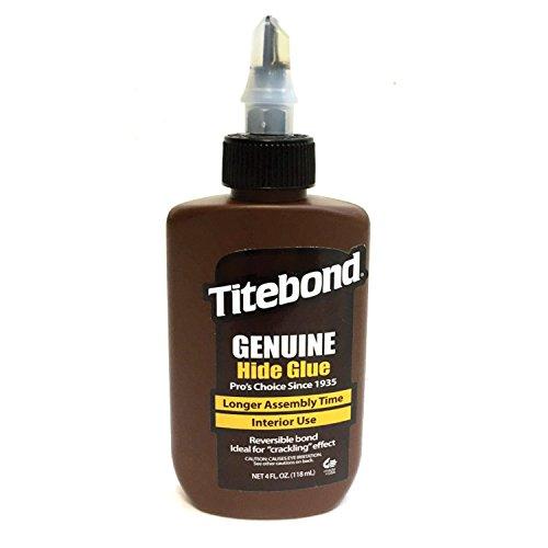 Franklin Titebond Genuine Hide Glue,4-Ounce