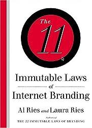 The 11 Immutable Laws of Internet Branding