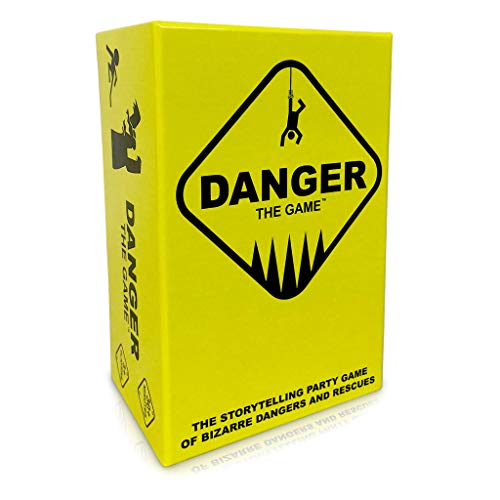 Danger The Game: The storytelling party game of bizarre dangers and -