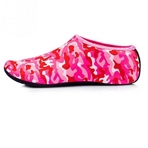 CUSHY Anti-Slip Diving Socks Snorkel Suit Scuba Boot Water Swim Beach Swim Shoes Sneakers Men Women Snorkeling Shoe: 35.5