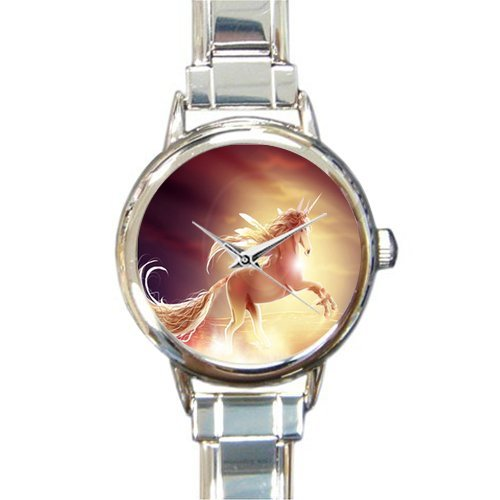 Animal Italian Charms - Mother's Day Gift Unicorn Horse Magical Animal Italian Charm Women's Watch