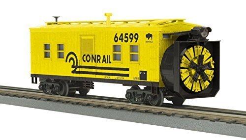 MTH Rotary Snow Plow Conrail