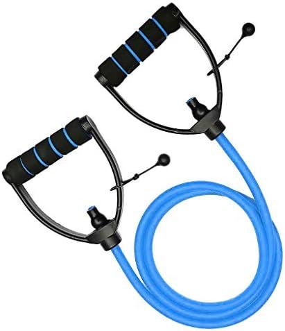 Makalon 2020 Resistance Bands Tube Workout Exercise Elastic Band Fitness Equipment Yoga Home 5