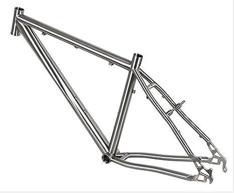 XOT Titanium MTB - Marco para Bicicleta de montaña (26 Pulgadas ...