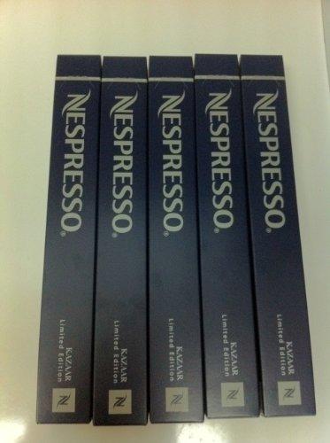 Nespresso OriginalLine: Kazaar, 50 Count