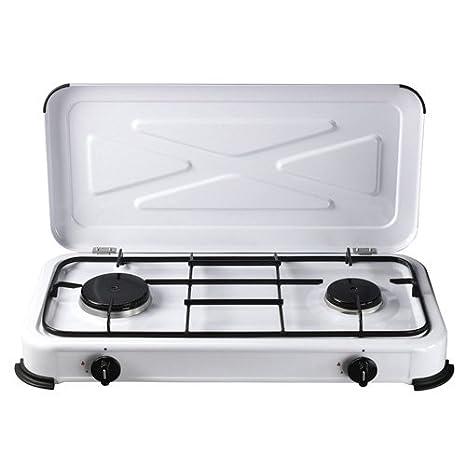 Papillon 8145045 Cocina Gas Plus 2 Fuegos: Amazon.es: Deportes y aire libre