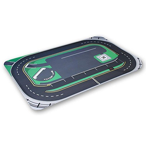 Jeff Gordon Kids Vinyl Oval Race Track Oval Race