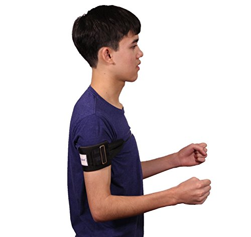 Stand Up Str8 Posture Corrector Middle Back Exerciser, Jr for Children and Petite Adults