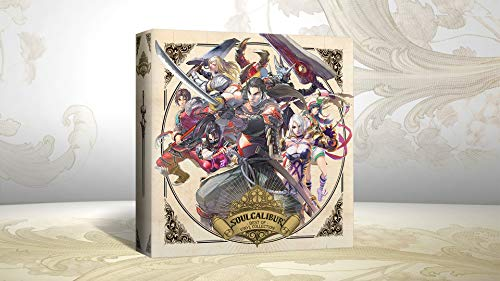Soulcalibur Best Of Vinyl Collection - Exclusive Limited Edition 7XLP Box Set (Best Soul Albums On Vinyl)