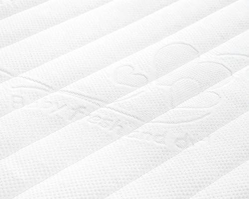 Julius Zöllner 7130800000Grille de matelas Activity Premium, tailles: 72x 99cm, blanc