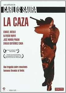 La caza (Colección Carlos Saura) [DVD]