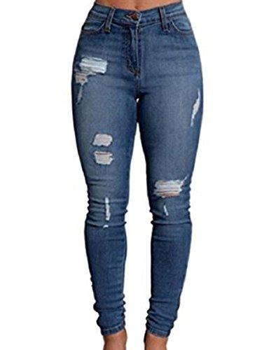 Junior Girls Denim Blue Jean - 2