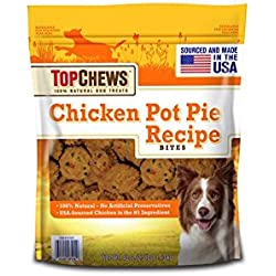 Chicken Pot Pie Recipe Bites