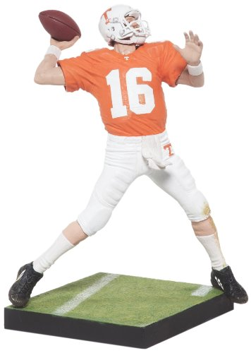 NCAA Université du Tennessee McFarlane 2012 College Football Série 4 Peyton Manning, 2 Action Figure
