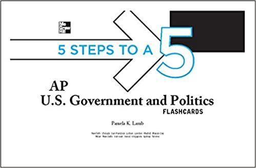 5 Steps To A 5 AP U S Government And Politics Flashcards 5