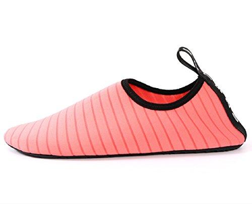 Immersione Pink Scarpe Donna da Evoio F1Cwan