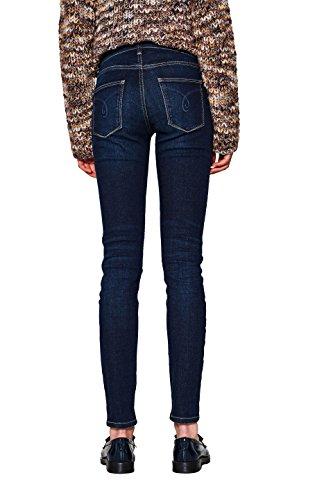 Blu Dark Donna Slim Wash blue Jeans 901 Esprit OxtqEnFww