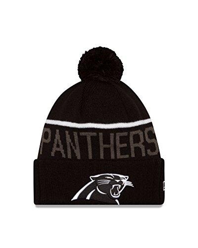 NFL Carolina Panthers 2015 Sport Knit, Black, One Size