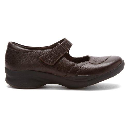 Clarks Women's In-Motion Flex Brown Leather 7 W US