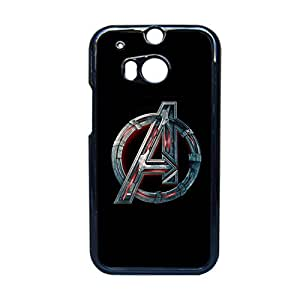 Friendly Back Phone Case For Girls For Htc M8 Custom Design With Avengers Age Of Ultron 1 Choose Design 1