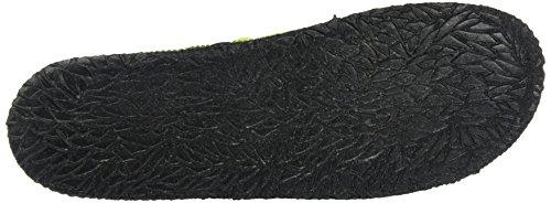 Kitz-Pichler Unisex-Erwachsene Riva Pantoffeln Grün (grün Punkte)