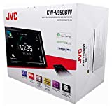 JVC KW-V950BW Compatible with Apple