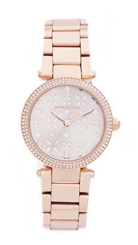 Michael Kors Women's Mini Parker Rose Gold-Tone Watch MK6470