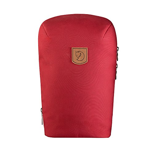 Fjällräven Unisex-Erwachsene Kiruna Rucksack, 24x36x45 cm red