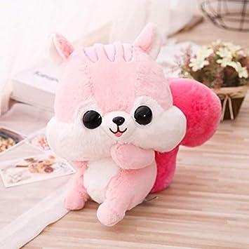 Amazon com: PKRISD 33Cm/42Cm Super Cute Squirrel with Long