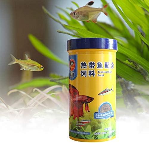 Alimentos para Peces goldfish Carp Guppies Alimentos 5