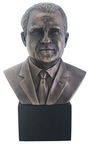 Richard Nixon President Bust Statue
